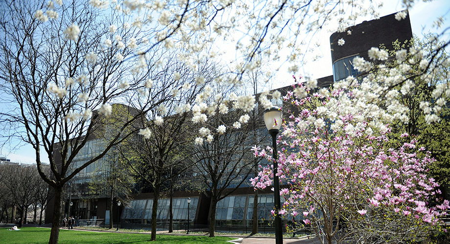 Wharton Vance Hall exterior