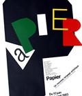 Werner Jeker, Papier, 1991